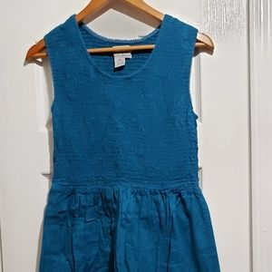 Teal Midi Dress Medium